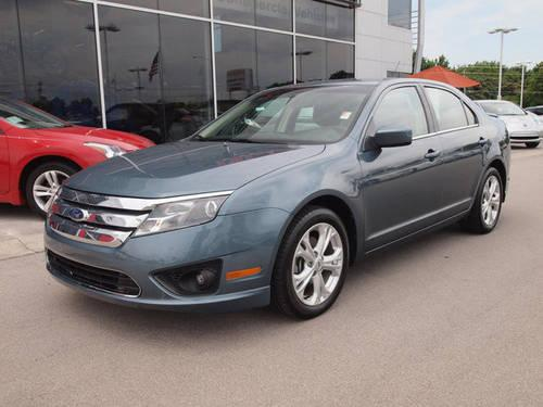 2012 ford fusion sedan se for sale in knoxville tennessee classified. Black Bedroom Furniture Sets. Home Design Ideas