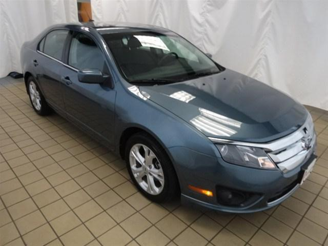 2012 ford fusion sedan se for sale in apple valley minnesota classified. Black Bedroom Furniture Sets. Home Design Ideas
