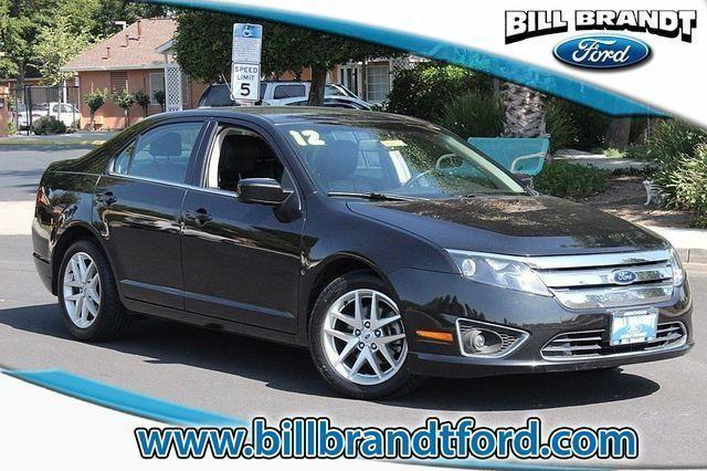 2012 ford fusion sedan sel 4d sedan for sale in brentwood california classified. Black Bedroom Furniture Sets. Home Design Ideas