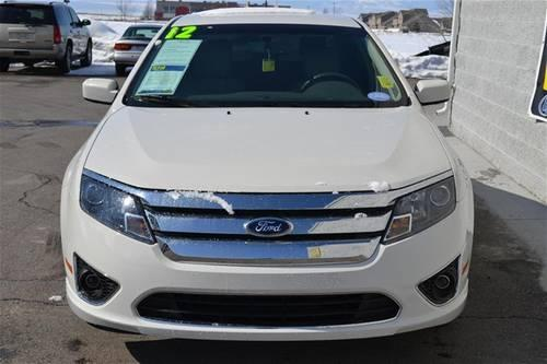 2012 ford fusion sedan sel for sale in erda utah classified. Black Bedroom Furniture Sets. Home Design Ideas