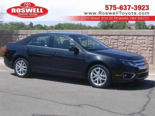 2012 ford fusion sedan sel for sale in elkins new mexico classified. Black Bedroom Furniture Sets. Home Design Ideas