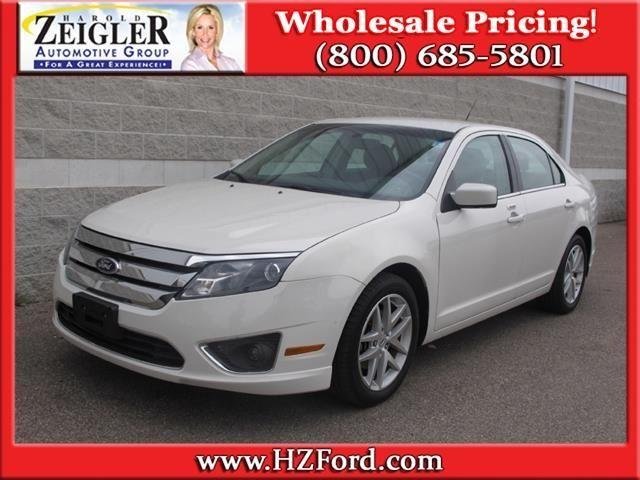 2012 ford fusion sedan sel for sale in plainwell michigan classified. Black Bedroom Furniture Sets. Home Design Ideas