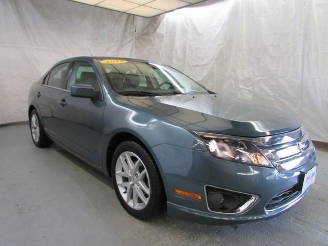 2012 ford fusion sedan sel for sale in davenport iowa classified. Black Bedroom Furniture Sets. Home Design Ideas