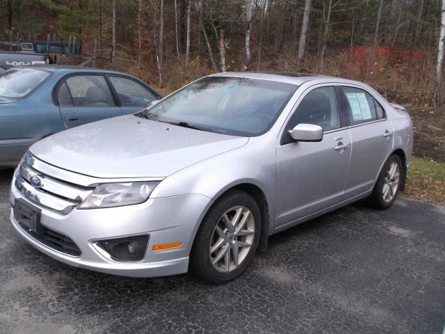 2012 ford fusion sel 4dr sedan for sale in hardwick vermont classified. Black Bedroom Furniture Sets. Home Design Ideas