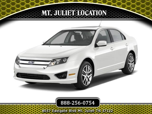 2012 ford fusion sel 4dr sedan for sale in mount juliet tennessee classified. Black Bedroom Furniture Sets. Home Design Ideas