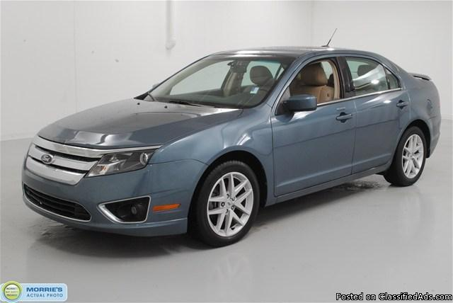 2012 ford fusion sel for sale in buffalo minnesota classified. Black Bedroom Furniture Sets. Home Design Ideas