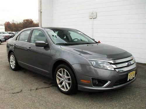 2012 ford fusion sel sedan 4d for sale in clifton new jersey classified. Black Bedroom Furniture Sets. Home Design Ideas