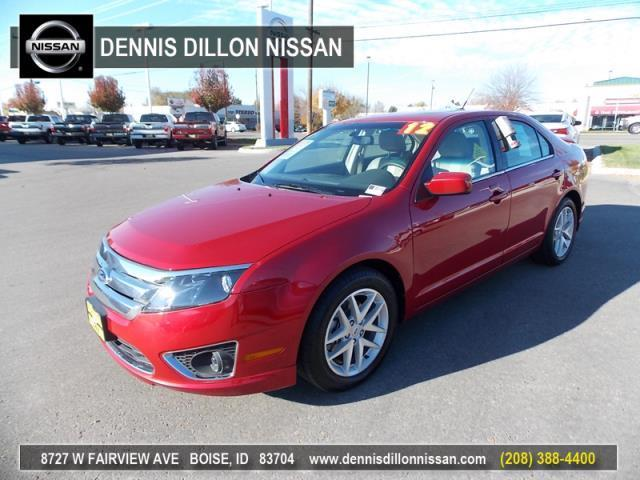2012 ford fusion sel sel 4dr sedan for sale in boise idaho classified. Black Bedroom Furniture Sets. Home Design Ideas