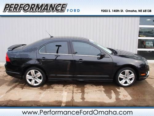 2012 ford fusion sport for sale in omaha nebraska classified. Cars Review. Best American Auto & Cars Review