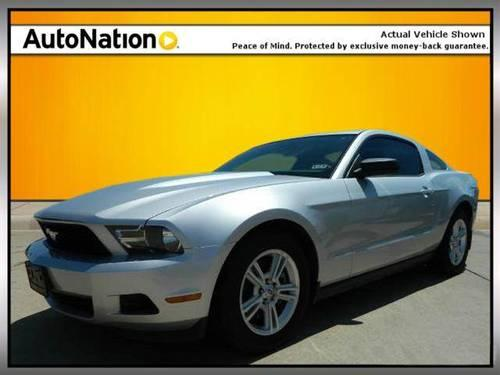 2012 ford mustang for sale in fort worth texas classified. Black Bedroom Furniture Sets. Home Design Ideas
