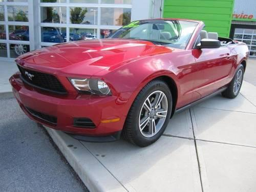 2012 Ford Mustang Convertible For Sale In Acorn Kentucky