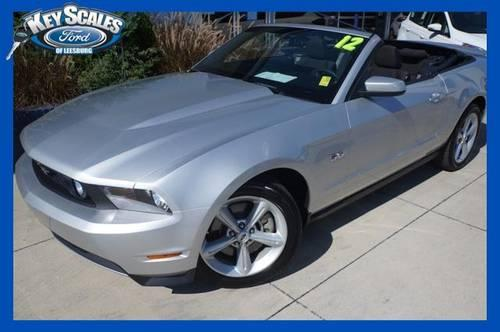 2012 ford mustang convertible gt for sale in leesburg florida classified. Black Bedroom Furniture Sets. Home Design Ideas