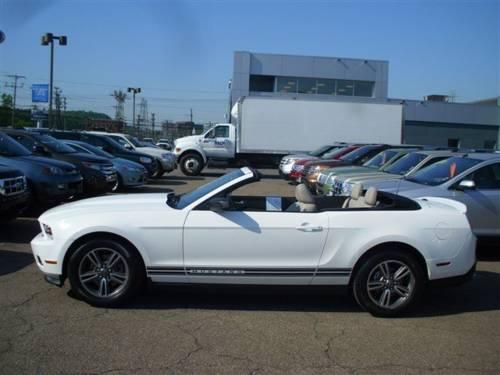 2012 ford mustang v6 premium convertible for sale. Black Bedroom Furniture Sets. Home Design Ideas
