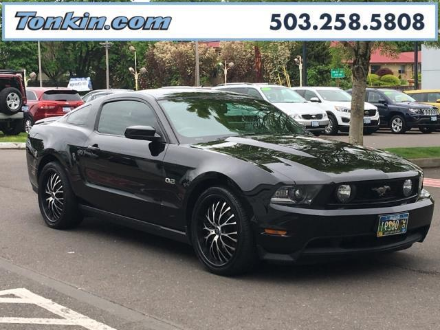 2012 ford mustang gt gt 2dr coupe for sale in gladstone. Black Bedroom Furniture Sets. Home Design Ideas