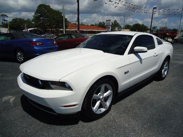 2012 ford mustang gt premium 2 dr coupe for sale in englewood florida classified. Black Bedroom Furniture Sets. Home Design Ideas