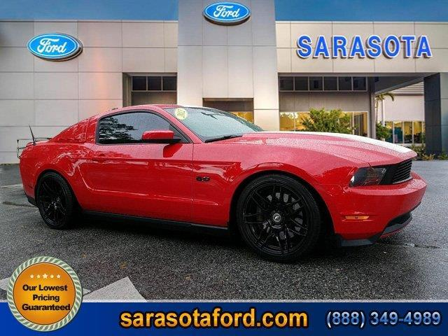 2012 Ford Mustang GT Premium GT Premium 2dr Fastback