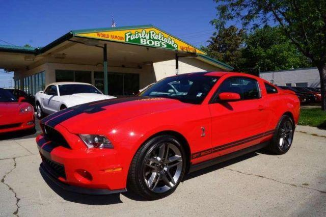 2012 ford mustang shelby gt500 for sale in boise idaho classified. Black Bedroom Furniture Sets. Home Design Ideas