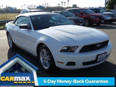 2012 Ford Mustang V6 V6 2dr Convertible