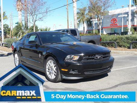 2012 Ford Mustang V6 V6 2dr Coupe