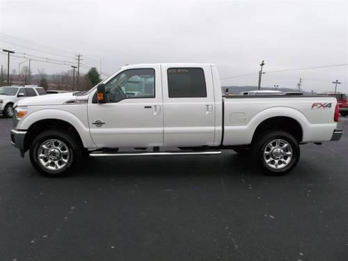 Jacky Jones Lincoln >> 2012 Ford Super Duty F-350 SRW Crew Cab Pickup Lariat for ...