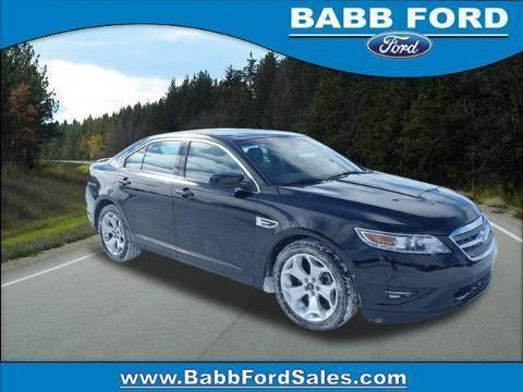 2012 ford taurus 4 door sedan for sale in reed city. Black Bedroom Furniture Sets. Home Design Ideas