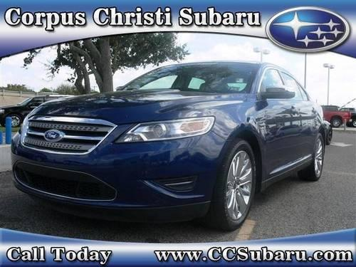 2012 ford taurus 4dr car limited for sale in corpus christi texas classified. Black Bedroom Furniture Sets. Home Design Ideas