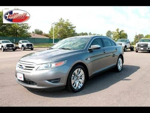 2012 ford taurus sedan 4dr sdn limited fwd for sale in mount pleasant texas classified. Black Bedroom Furniture Sets. Home Design Ideas