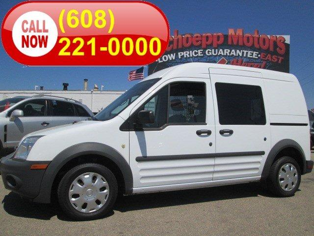 2012 ford transit connect cargo van xl 4dr minivan w side