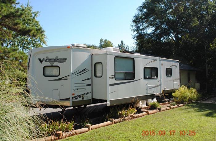 2012 Forest River V-cross travel trailer for Sale in ...