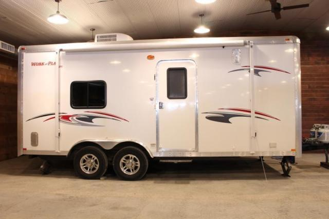 Work And Play Toy Hauler >> Forest River 34 Toy Hauler Classifieds Buy Sell Forest