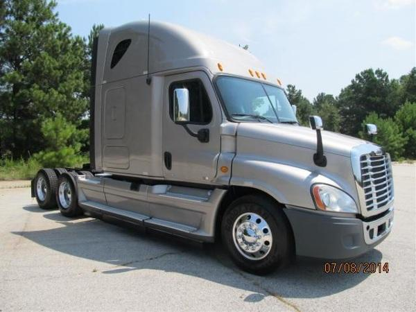 2012 Freightliner Ca12564slp Cascadia For Sale In