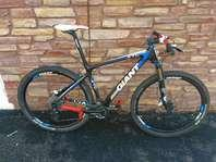 2012 Giant XTC Composite 29er 0 Large-Almost New!