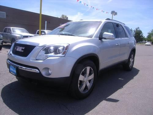 2012 gmc acadia all wheel drive slt 1 slt 1 for sale in hollister idaho classified. Black Bedroom Furniture Sets. Home Design Ideas