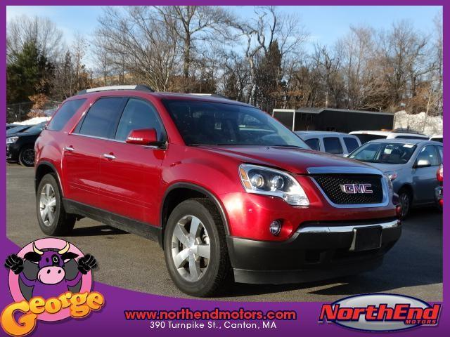 2012 gmc acadia awd 4dr slt1 for sale in canton massachusetts classified. Black Bedroom Furniture Sets. Home Design Ideas