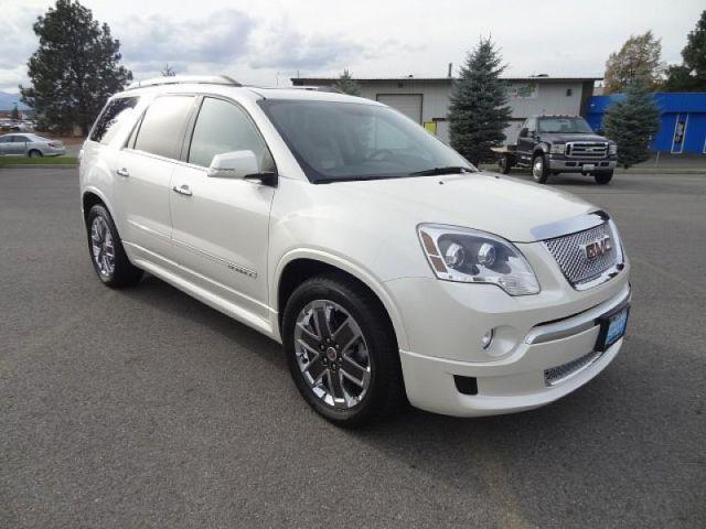 2012 gmc acadia awd for sale in coeur d 39 alene idaho classified. Black Bedroom Furniture Sets. Home Design Ideas