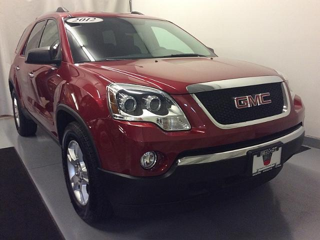 2012 gmc acadia awd sle 4dr suv for sale in rockford illinois classified. Black Bedroom Furniture Sets. Home Design Ideas