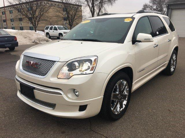 2012 gmc acadia denali awd denali 4dr suv for sale in wyoming michigan classified. Black Bedroom Furniture Sets. Home Design Ideas