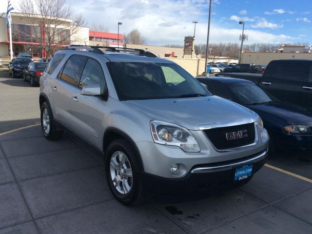2012 gmc acadia sle awd sle 4dr suv for sale in billings montana classified. Black Bedroom Furniture Sets. Home Design Ideas