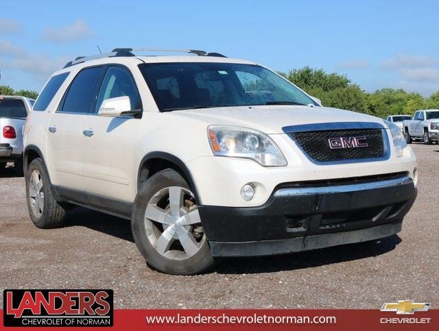 2012 gmc acadia slt 1 awd slt 1 4dr suv for sale in norman oklahoma classified. Black Bedroom Furniture Sets. Home Design Ideas