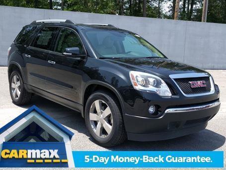 2012 gmc acadia slt 1 slt 1 4dr suv for sale in columbia south carolina classified. Black Bedroom Furniture Sets. Home Design Ideas