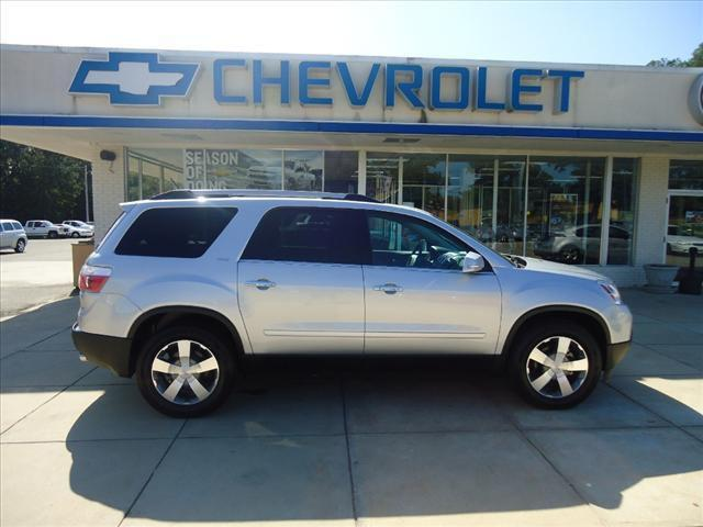 2012 gmc acadia slt 1 for sale in quincy florida classified. Black Bedroom Furniture Sets. Home Design Ideas