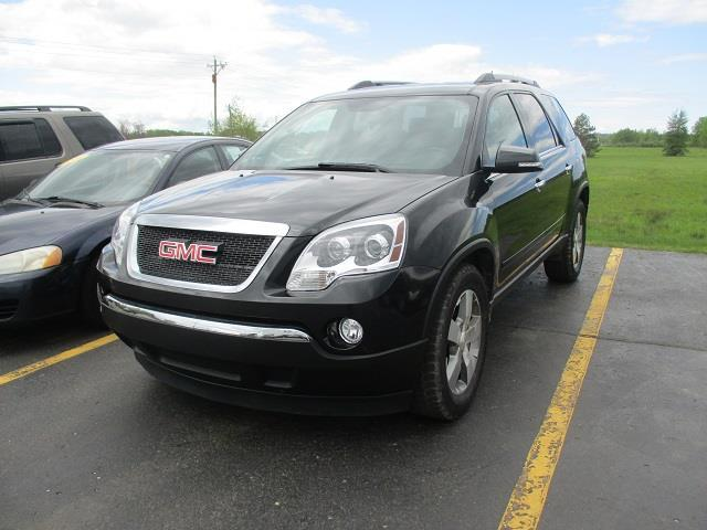 2012 gmc acadia slt 2 awd slt 2 4dr suv for sale in sault sainte marie michigan classified. Black Bedroom Furniture Sets. Home Design Ideas