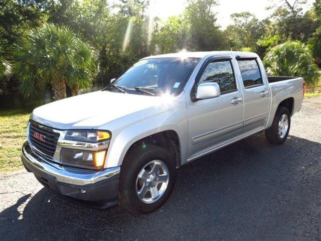 2012 gmc canyon 2wd crew cab sle1 for sale in brooksville florida classified. Black Bedroom Furniture Sets. Home Design Ideas