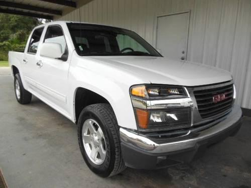 2012 gmc canyon 4d crew cab sle1 for sale in lake city florida classified. Black Bedroom Furniture Sets. Home Design Ideas