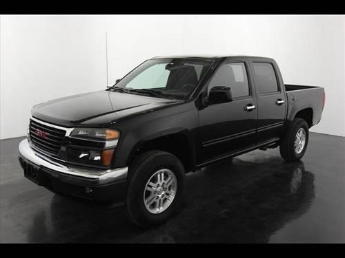 2012 gmc canyon crew cab pickup sle1 for sale in sparta michigan classified. Black Bedroom Furniture Sets. Home Design Ideas