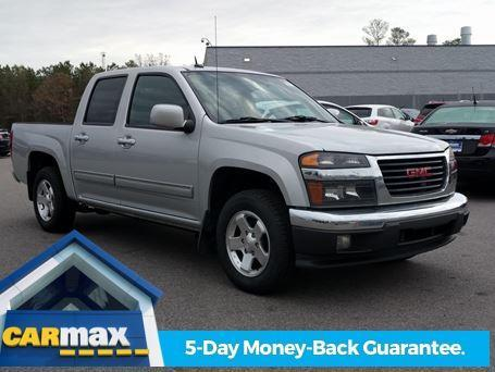 2012 gmc canyon sle 1 4x2 sle 1 4dr crew cab for sale in augusta georgia classified. Black Bedroom Furniture Sets. Home Design Ideas