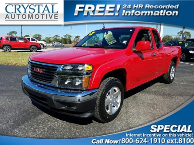 2012 GMC Canyon SLE-1 4x2 SLE-1 4dr Extended Cab