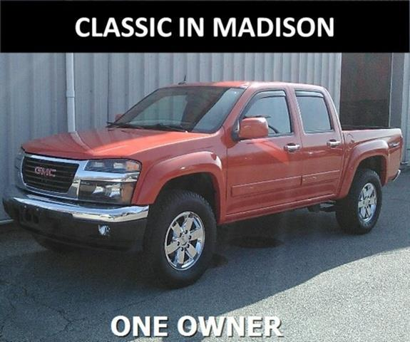 2012 gmc canyon sle 2 4x4 sle 2 4dr crew cab for sale in madison ohio classified. Black Bedroom Furniture Sets. Home Design Ideas
