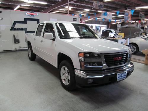 2012 Gmc Canyon Truck Crew Cab For Sale In Oroville