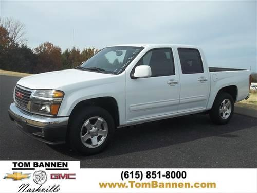 2012 gmc canyon truck crew sle for sale in am qui tennessee classified. Black Bedroom Furniture Sets. Home Design Ideas